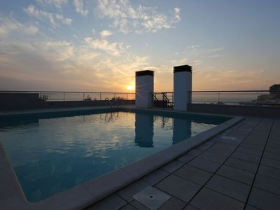 Photo for ALTIDO Nazare 3-BR Flat w/Terrace & Rooftop Pool