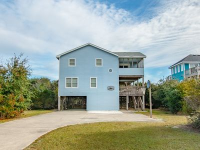 Photo for 4 Bedroom, Whalehead Beach, Corolla, Oceanside, Sleeps 10