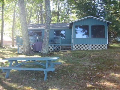 Photo for Quiet Lakefront Camp