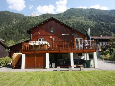 Photo for Charming Chamonix Family Chalet (with hot tub)