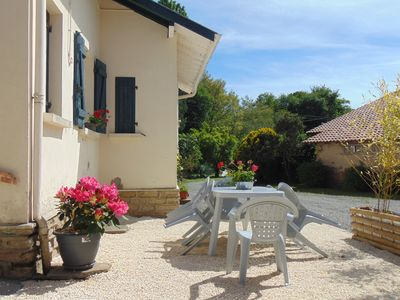 Photo for LOCATION NEAR DAX (spa town ........ IN THE COUNTRYSIDE !