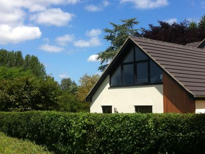 Photo for Stylish, modern accommodation in Swannington, Norfolk with wonderful views!