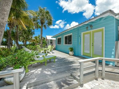 Photo for Ocean Blue, newly remodeled beautiful beach home with private pool, 3 bed/2 bath