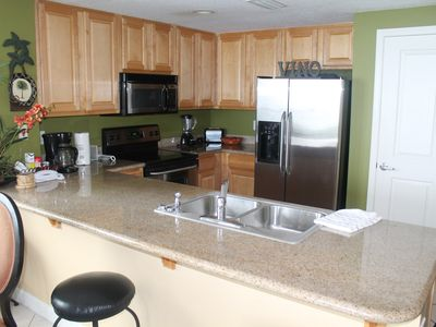 Photo for Spacious, well appointed, 3 bedroom, 2 bath corner unit on the beach! 6th floor