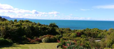 Photo for The Beach Lodge , secluded with panoramic sea views