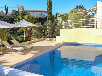 Photo for Cosy apartment for two guests with private pool, WIFI, TV and parking