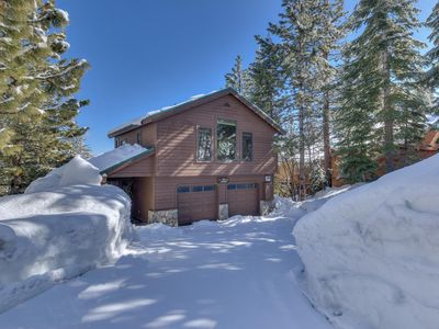 Photo for Above the Pines - GORGEOUS Custom 3 BR with Hot Tub and Sunny Deck + HOA Gym
