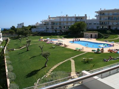 Photo for 2BR Apartment Vacation Rental in Olhos d'agua, Albufeira, Algarve, Algarve