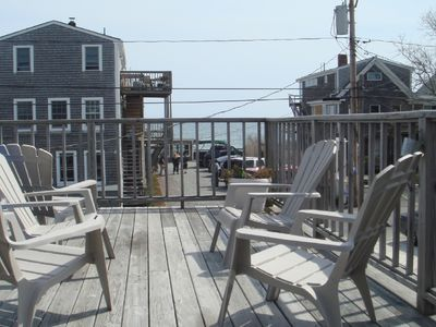 Photo for Provincetown Waterview Studio, Close to town center!   Pet friendly!