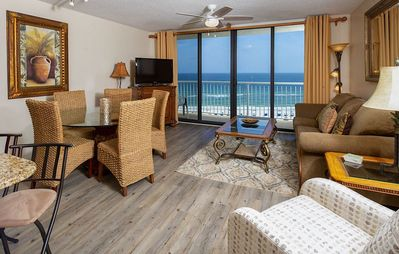 Photo for 5915 SEASIDE TOP 9TH FLOOR 3/2**BEAUTIFUL GULF FRONT UNIT*