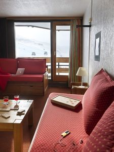 Photo for 2BR Apartment Vacation Rental in val thorens, Auvergne-Rhône-Alpes