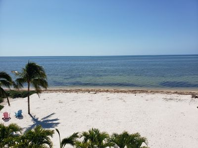 Photo for RARE FIND in the Keys A REAL PRIVATE BEACH on the OCEAN!