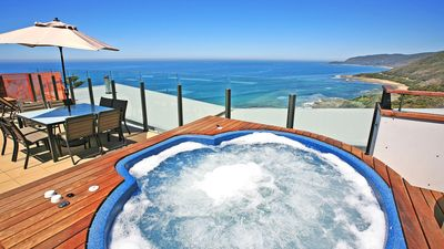 Photo for Wildside - ocean views with hot tub