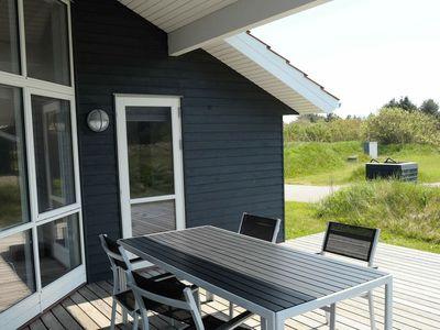 Photo for Cozy Holiday Home in Ulfborg with Relaxing Whirlpool