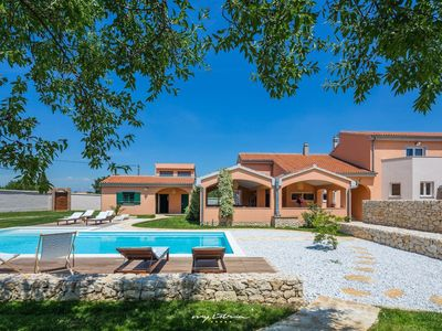 Photo for Relaxing contemporary villa near Zadar