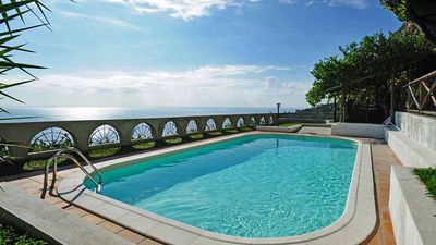 Photo for 2BR Villa Vacation Rental in Amalfi