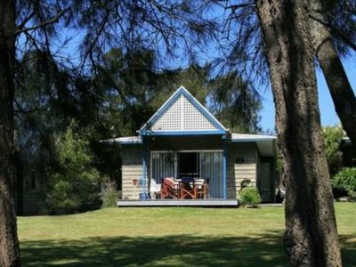 Kangaroo Cabin at Berrara Waters