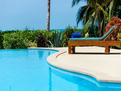 Photo for 4 Bedroom Beach Front Villa with Butler