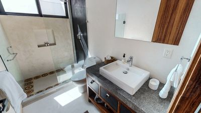 Photo for Mudra Tulum - Luxury apart 2 rooms with central view ( AA01)