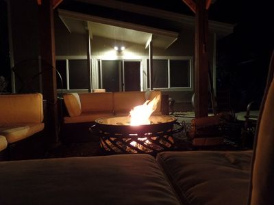 Photo for Private Studio Guest Home Near Whatcom Lake With Hot Tub & Firepit