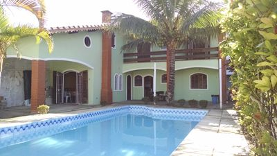 Photo for Townhouse w / pool 500 meters from the beach with free Wifi and cable TV !!!