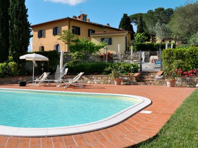 Photo for Vacation home Al Tramonto (IMA293) in Impruneta - 4 persons, 2 bedrooms