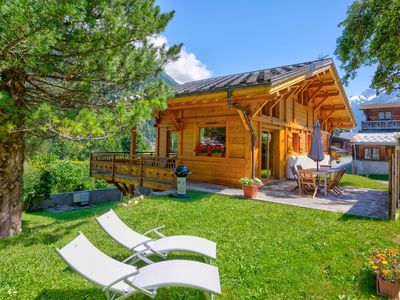 Photo for Large chalet 5 * Chamonix Valley