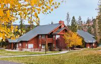 Big Bear Resort- great location!