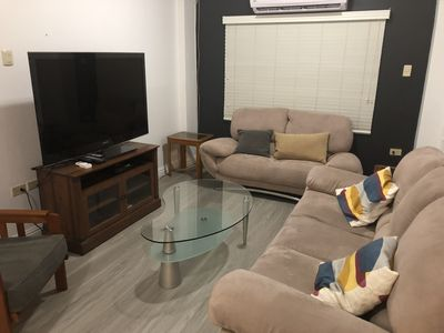 Photo for Cozy 2 Bedroom Apartment, Modern, A/C WiFi