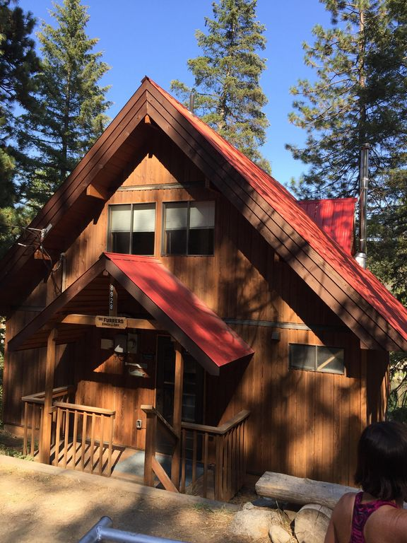 Cozy River Front Cabin On The Wenatchee River 5 Min From