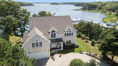 Photo for Spectacular WATERFRONT with BOAT DOCK!