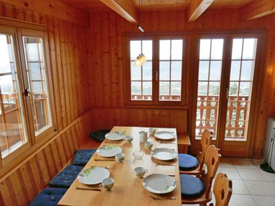Photo for Vacation home Pacha in Nendaz - 6 persons, 3 bedrooms