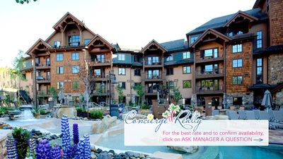 Photo for Grand Lodge on Peak 7. Ski in-Ski out Luxury One Bedroom. All Weeks, Best Rates!
