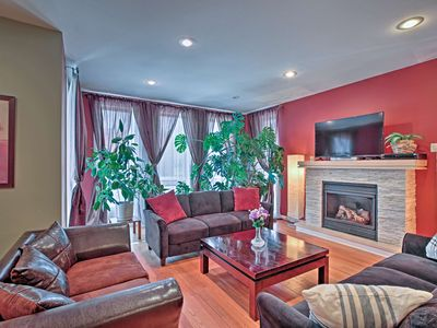 Photo for Chicago House w/ Large Rooftop Deck Near Downtown!