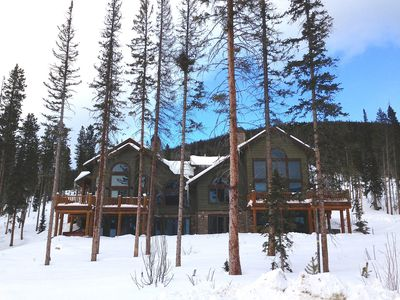 Photo for Fabulous 5-BR Luxury Home in Lakota, Views. Private Hot Tub & Sauna.