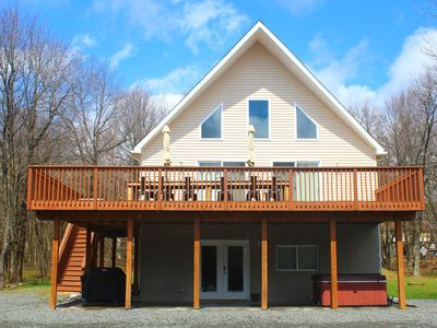 Photo for 7BR Chalet Vacation Rental in Albrightsville, Pennsylvania