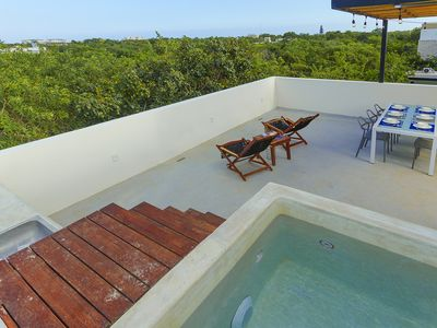 Photo for Nice Penthouse in Mareas