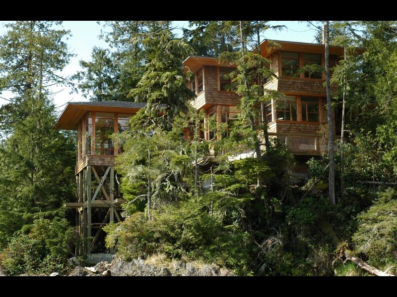 Oceanfront West Coast Contemporary: 3 BR Vacation House for Rent ...