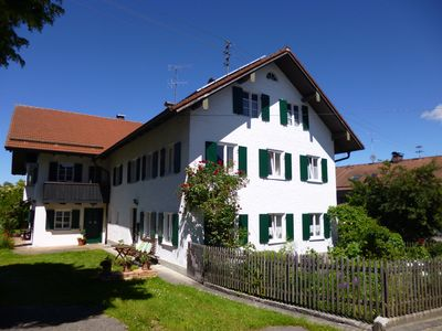 Photo for Feel close to the Allgäu mountains, Forggensee, 3 BR, smoke-free, wireless