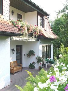Photo for 28 sqm apartment on the Elsterblick in Bad Elster