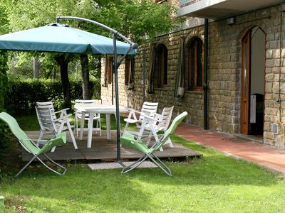 Photo for Apartment very well situated for the tourist to visit Tuscan art towns