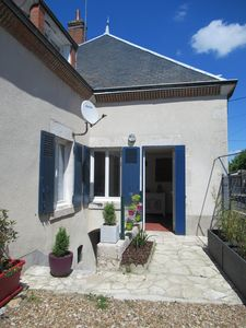 """Photo for On the Loire by bike: """"Le Pressoir"""" Eco tourism in Suèvres"""