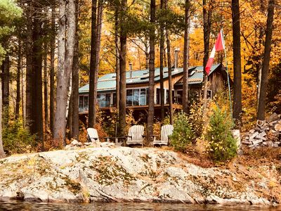 Secluded Cabin on Your Own Private Lake Nestled Among 350 Wooded Acres