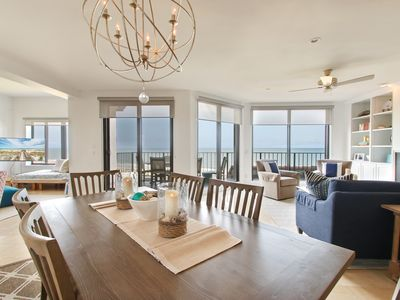 Photo for Oceanfront penthouse, panoramic view, at Amelia Island Plantatio