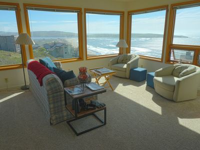 Photo for New Dillon Beach  Vacation Rental - Views of the Bay and Pacific Ocean