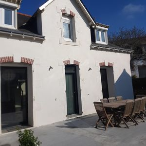 Photo for House 4 bedrooms on plot of 300m2, beaches on foot.