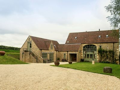 Photo for GILBOA BARN. Beautiful Cotswolds Home to rent