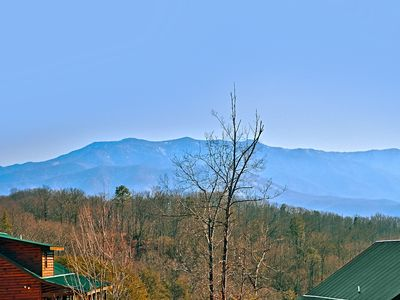 Photo for Enjoy Views of the Great Smoky Mountains, Close to all the fun!