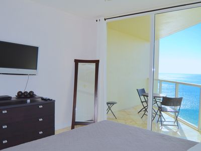 Photo for WOW! SUNNY LUXURY - AMAZING OCEAN VIEWS! MODERN & SPACIOUS CONDO ON THE BEACH