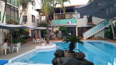 Photo for One-bedroom apartment in Plaza Sosua 2